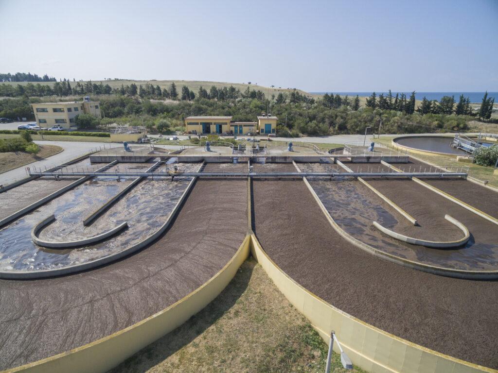 """Aeneia"" Sewage Treatment Plant"